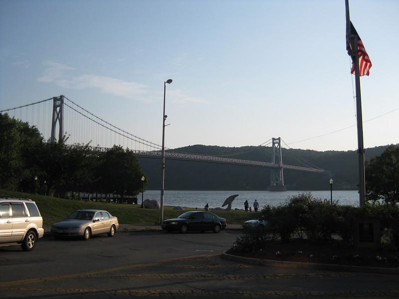 Poughkeepsie riverfront, 07/17/2011