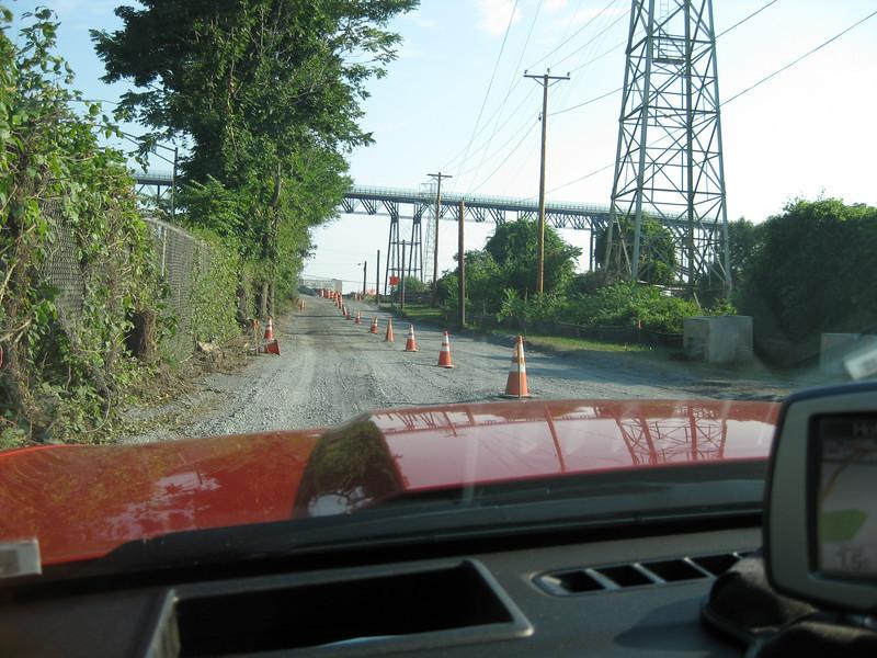 Driving through Poughkeepsie, 07/17/2011