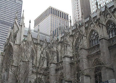 exterior - St. Patrick's Cathedral
