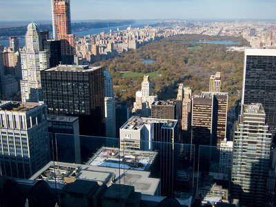 11.09.12 New York Central Park from Top of the Rock