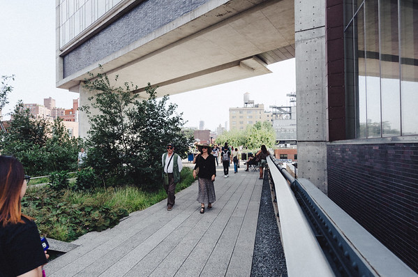 The High Line | New York | August 2015