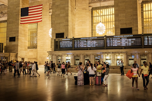 Grand Central Terminal | New York, NY | August 2015
