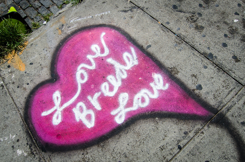 Love Breeds Love | New York | August 2015