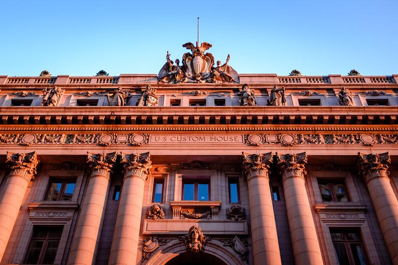 Alexander Hamilton U.S. Custom House | New York City, NY | August 2015