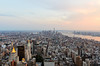 View from the Empire State Building | New York | August 2015