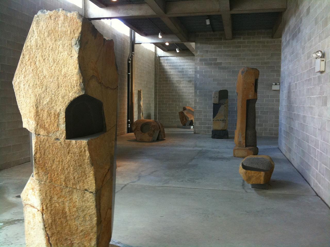 Noguchi Museum Interior