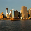NYC Skyline from the Onboard boat tour