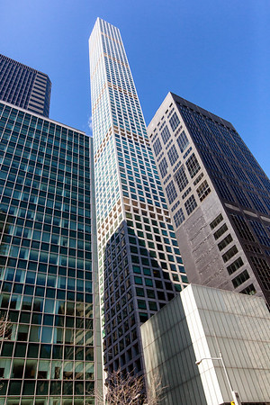 432 Park Avenue 1400' high