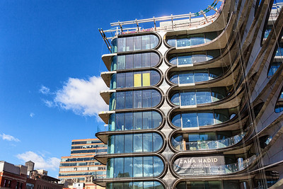 Zaha Hadid's latest. East Side