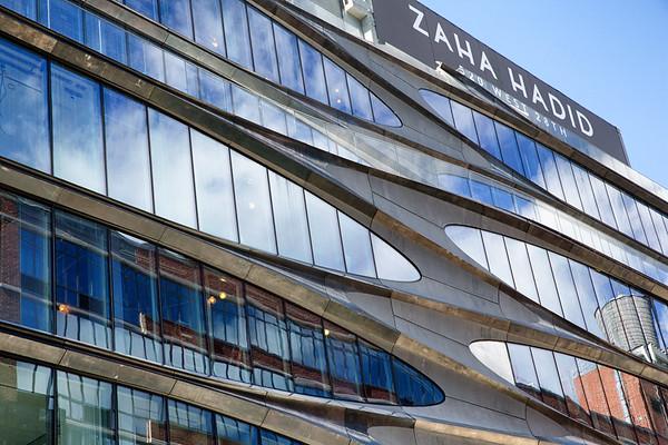Zaha Hadid's latest. East Side