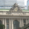 Grand Central Station, only two blocks from our hotel, the Library Hotel.