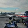 Flight from DFW to LGA