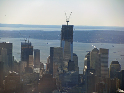 New York City January 2012