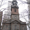 St. Paul's Church near Ground Zero