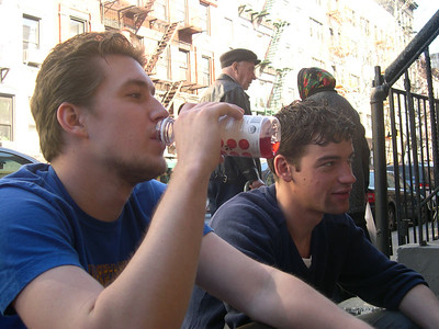 New York City (March 2006)
