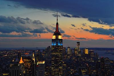 New York City - March 2012