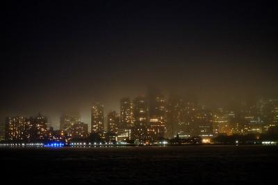Manhattan skyline, NYC.