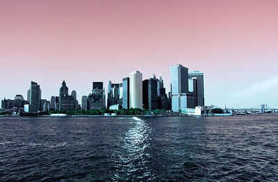 Taken as we head back to Staten Isl. on the ferry late in the afternoon...