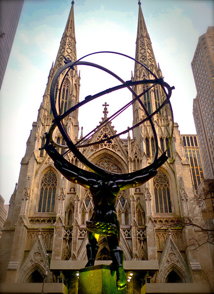 St. Patrick's Cathedral<br /> <br /> iPhone photo
