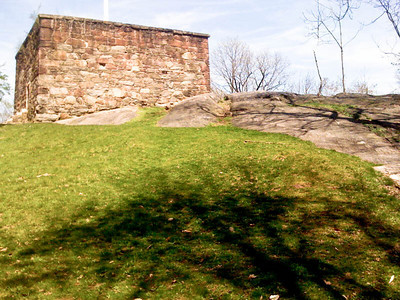Blockhouse #1, Central Park, NYC  iPhone photo