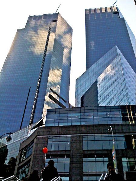 Time Warner Building, NYC