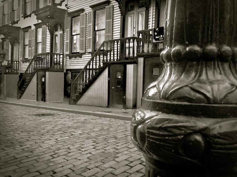Sylvan Terrace<br /> <br /> iPhone photo