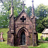 Garrit Storm mausoleum, Trinity Church Cemetery & Mausoleum, NYC