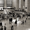 Grand Central Station<br /> New York