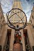 Atlas Statue at Rockefeller Center