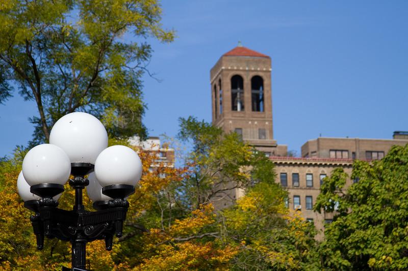 "Shot taken from washington square <a href=""http://wklein.smugmug.com/Travel/New-York-City"">http://wklein.smugmug.com/Travel/New-York-City</a>"