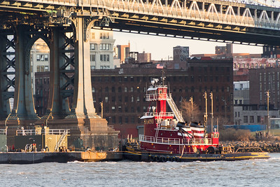 Tug Boat Patrice McAllister