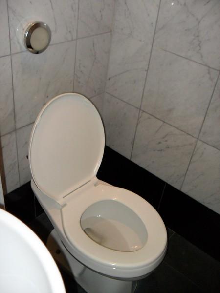 Pod Shared Bathroom Toilet