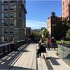 High Line. October 10, 2015.