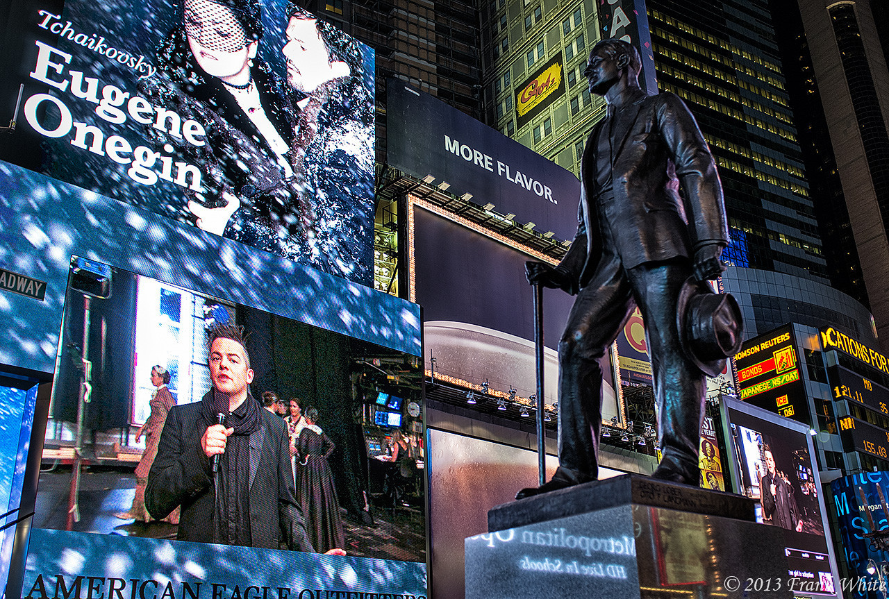 On Times Square in NYC #3