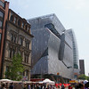 New academic building at Cooper Union.
