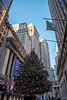 Wall Street Christmas Tree