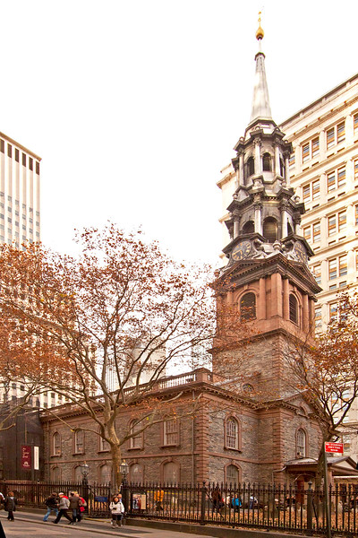 St  Paul's Chapel