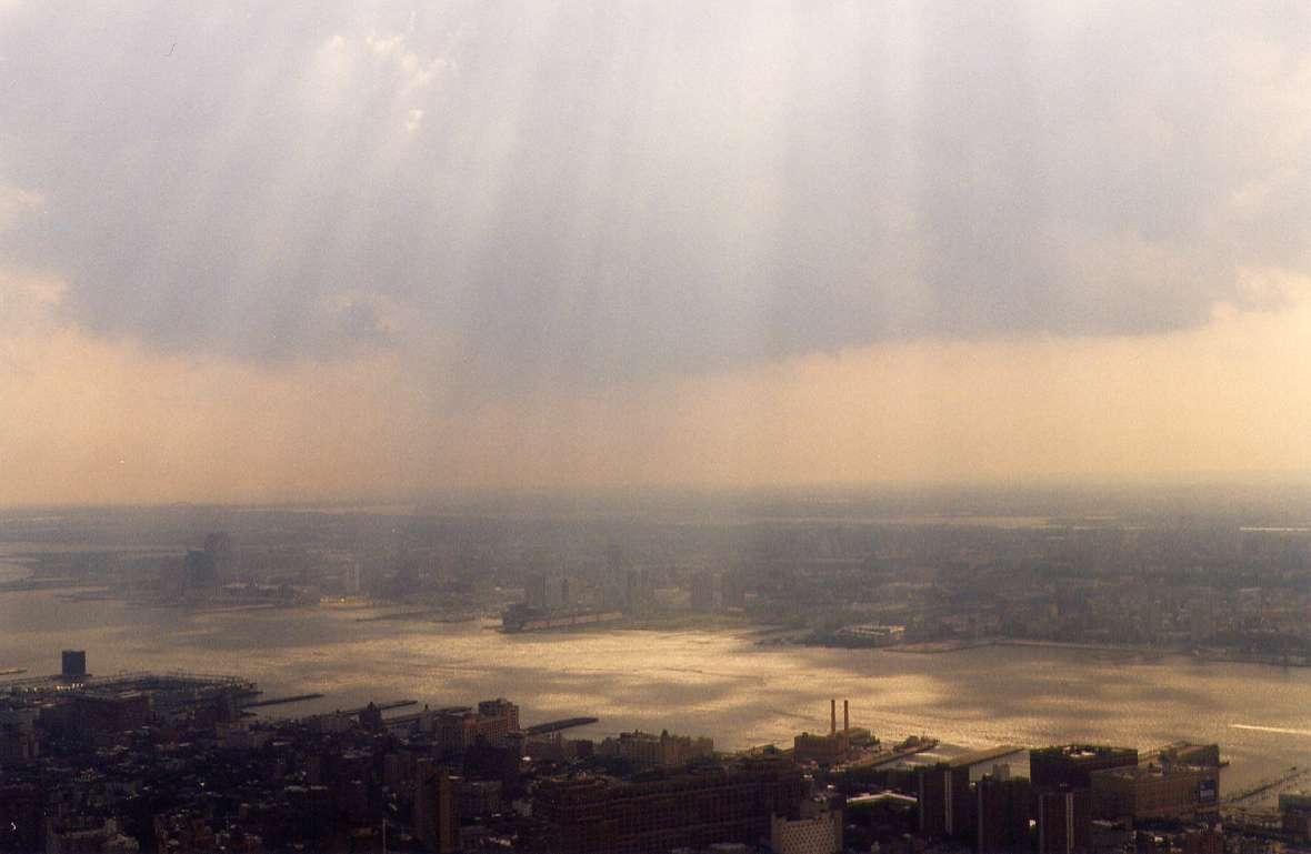 taken from top of Empire State Building