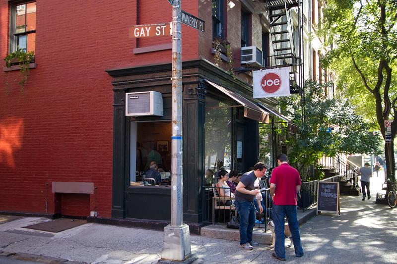"Gay Street in Greenwich Village <a href=""http://wklein.smugmug.com/Travel/New-York-City"">http://wklein.smugmug.com/Travel/New-York-City</a>"