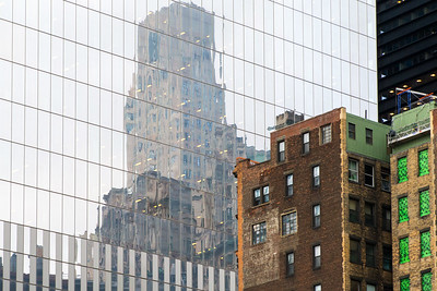 City Reflections NYC