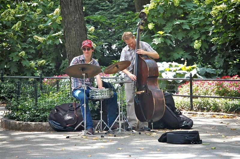 Central Park Musicians 2