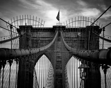 Photo By Vlad Architectural Photographer Miami. Brooklyn Bridge