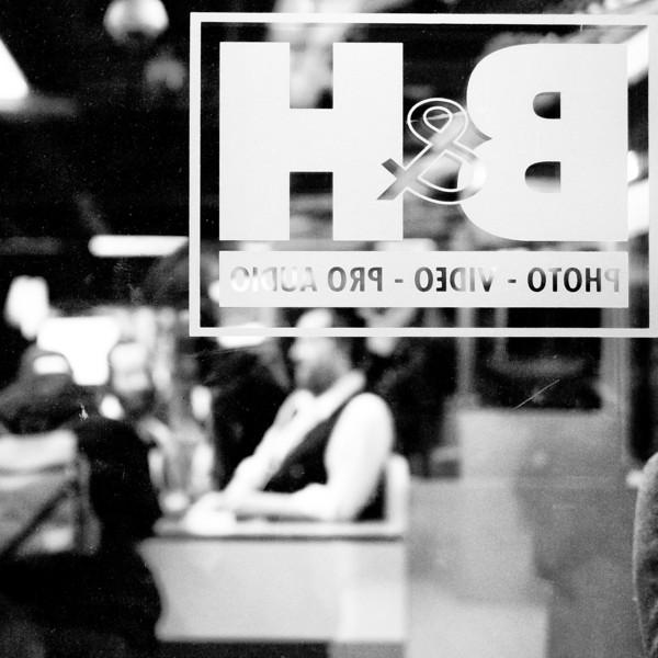 B&H Photo.  A dream come true for me.