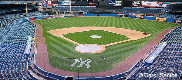 New York Stadium, October 2008