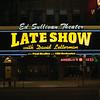 Ed Sullivan Theater on Broadway, New York City.