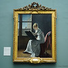 Met: Young Woman Drawing. Oil on canvas by Marie-Denise Villers (1774-1821)