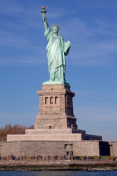Statue of Liberty, New York City,