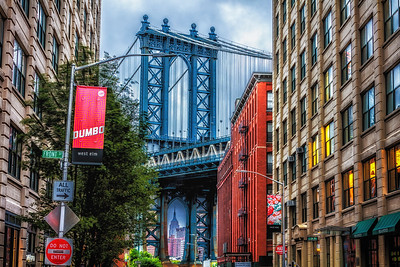 Manhattan St. , DUMBO