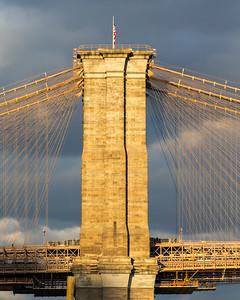 Brooklyn Bridge North Pylon