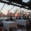 Dinner cruise on the Hudson.